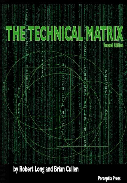 The Technical Matrix