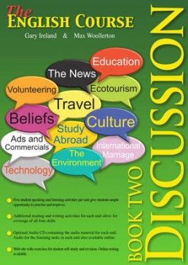The English Course – Discussion Student Book 2 (Book Only)