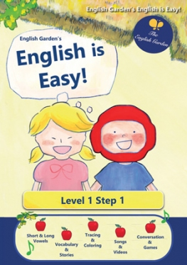 English is Easy! Workbook Level 1 Step 1