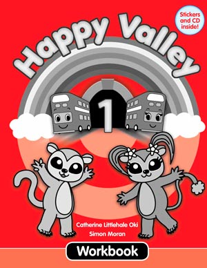 Happy Valley 1 Workbook with CD