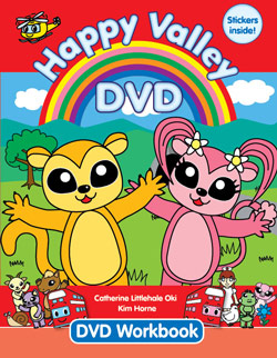 Happy Valley 1 DVD Workbook