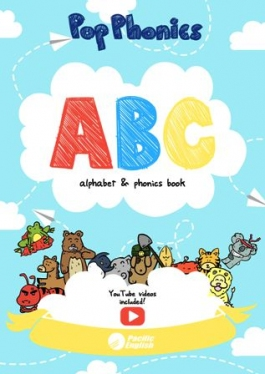ABC Pop Phonics: Alphabet & Phonics Book
