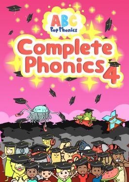ABC Pop Phonics: Complete Phonics 4
