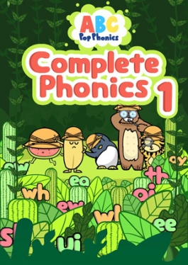 ABC Pop Phonics: Complete Phonics 1