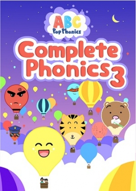 ABC Pop Phonics: Complete Phonics 3