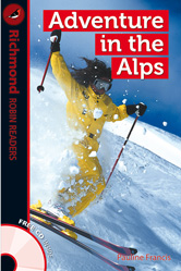 Richmond Robin Readers Level 1 Adventure in the Alps (with CD)