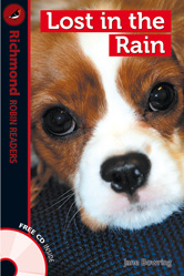 Richmond Robin Readers Level 1 Lost in the Rain (with CD)
