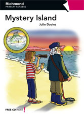 Richmond Primary Readers Level 5 Mystery Island (with CD)