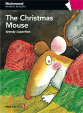 Richmond Primary Readers Level 4 The Christmas Mouse (with CD)