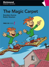 Richmond Primary Readers Level 2 The Magic Carpet (with CD)