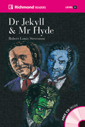Richmond Readers Level 3 Dr Jekyll and Mr Hyde (with CD)