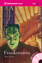 Richmond Readers Level 3 Frankenstein (with CD)