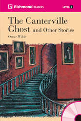Richmond Readers Level 3 The Canterville Ghost and Other Stories (with CD)