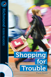 Richmond Robin Readers Level 2 Shopping for Trouble (with CD)