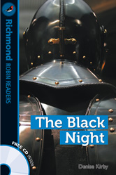 Richmond Robin Readers Level 2 The Black Night (with CD)