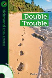 Richmond Robin Readers Level 3 Double Trouble (with CD)