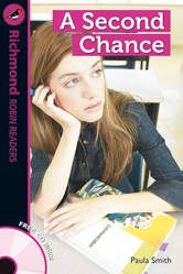 Richmond Robin Readers Level 4 A Second Chance (with CD)
