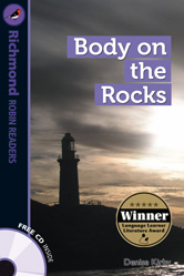 Richmond Robin Readers Level 6 Body on the Rocks (with CD)