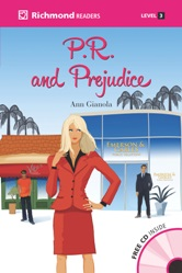 Richmond Readers Level 3 PR and Prejudice (with CD)