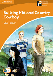 Cambridge Experience Readers Level 4 Bullring Kid and Country Cowboy (British English)