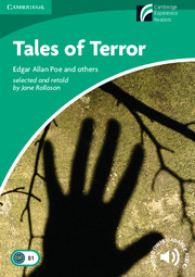 Cambridge Experience Readers Level 3 Tales of Terror (British English)