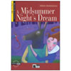Black Cat Reading and Training Step 4 A Midsummer Night\'s Dream Book with Audio CD