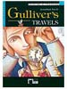 Black Cat Reading and Training Step 3 Gulliver's Travels Book with Audio CD
