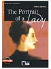Black Cat Reading and Training Step 5 The Portrait of a Lady Book with Audio CD