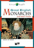 Black Cat Green Apple Step 2 Great English Monarchs and their Times Book with Audio CD