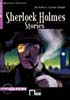 Black Cat Reading and Training Step 1 Sherlock Holmes Stories Book with Audio CD/CD-ROM