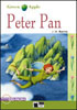 Black Cat Green Apple Starter Peter Pan Book with Audio CD/CD-ROM