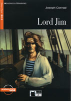 Black Cat Reading and Training Step 5 Lord Jim Book with Audio CD