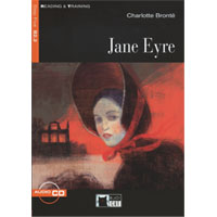Black Cat Reading and Training Step 5 Jane Eyre Book with Audio CD