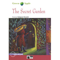 Black Cat Green Apple Starter The Secret GardenBook with Audio CD/CD-ROM