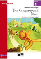 Black Cat Earlyreads Level 1 The Gingerbread Man