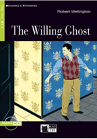 Black Cat Reading and Training Step 2 The Willing Ghost Book with Audio CD