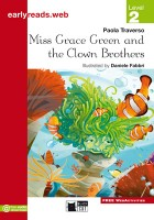 Black Cat Earlyreads Level 2 Miss Grace Green and the Clown Brothers
