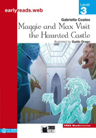 Black Cat Earlyreads 3 Maggie and Max Visit the Haunted Castle