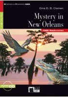 Black Cat Reading and Training Step 2 Mystery in New Orleans