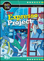 Teen Beat Elementary The Expresso Project (Book + Audio CD )