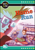 Teen Beat Elementary Home Run (Book + Audio CD )