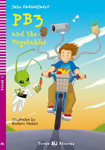 Young ELI Readers 2: PB3 and the Vegetables