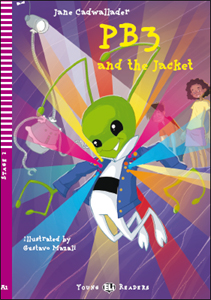 Young ELI Readers 2: PB3 and the Jacket