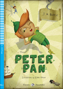 Young ELI Readers 3: Peter Pan (with CD)