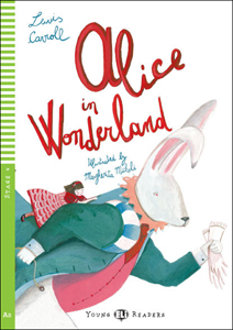 Young ELI Readers 4: Alice in Wonderland (with CD)