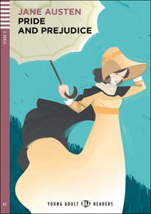 Young Adult ELI Readers 3: Pride and Prejudice (with CD)