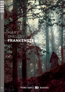 Young Adult ELI Readers 4: Frankenstein (with CD)