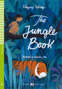 Young ELI Readers 4: The Jungle Book (with CD)