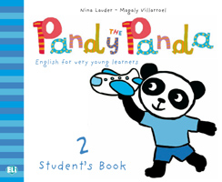 Pandy the Panda Level 2 Student Book with CD