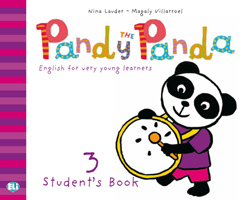 Pandy the Panda Level 3 Student Book with CD
